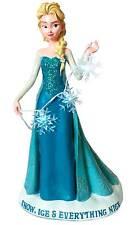 Disney Elsa Statue with Ice Crystal Lights