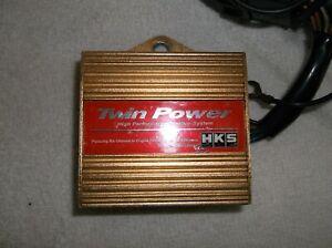 HKS TWIN POWER DLI - 300zx, SUPRA, SR20, 240sx, S13,S14 HKS IGNITION 43001-AK001