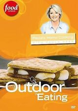 Paula's Home Cooking with Paula Deen - Outdoor Eating Dvd New