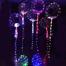 Lumière LED Haute Gualité Ballons Décoration Anniversaire Fête Mariage Ballons