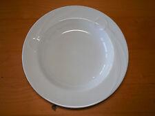 "Mikasa CLASSIC FLAIR WHITE K1991 large Rim Soup Pasta Bowls 9"" 1 ea 10 available"