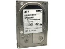 """MDD 3TB 32MB Cache 5700RPM SATA 6Gb/s 3.5"""" Internal Hard Drive -2 Year Warranty"""