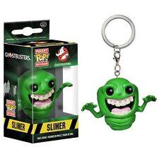 """Ghostbusters Delgado Bolsillo 2"""" Figura de Vinilo Pop KEYCHAIN FUNKO vendedor del Reino Unido"""