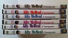 6 DVD - Ally McBeal - saison 1 - DVD 1.2.3.4.5.6 soit 24 épisodes