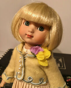 """Tonner Mary Engelbreit ANN ESTELLE 10"""" MAY DAY SUIT DOLL + OUTFITS LOT clothes*"""
