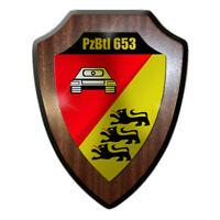 Wappenschild PzBtl 653 Panzerbataillon BW Abzeichen Emblem Reservist #17249