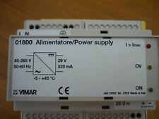 01800 ALIMENTATORE 29VDC SAI-BUS  VIMAR IDEA  per SISTEMA ANTINTRUSIONE