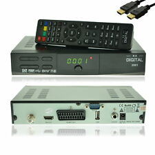 B-Ware NA-Digital 2001 Digital Sat Receiver DVB-S2 USB Mediaplayer + HDMI