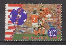 NVPH Nederland Netherlands 1614 CANCEL ROTTERDAM 1994 WK voetbal football soccer