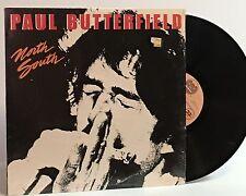 PAUL BUTTERFIELD NORTH SOUTH 1980 BEARSVILLE ORIGINAL LP SHRINK NM