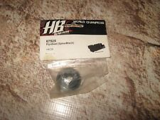 RC HPI Hot Bodies HB 3 Pin Flywheel Nitro Black D8 (1) 67525