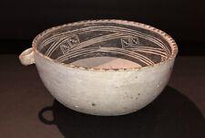 Superb Pre-Historic Kayenta Bowl Circa 1250 Ad Coa Fresh to the market