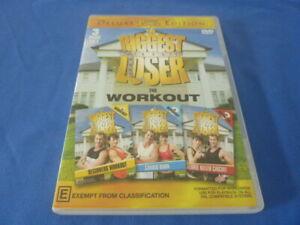The Biggest Loser Beginner's Workout / Calorie Burn / Killer C - DVD - Region 4