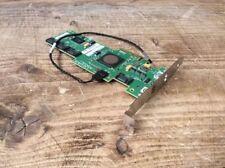 HP 431103-001 LSI Logic 4 puertos SATA RAID Adaptador PCI Express