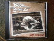 Booze Brothers - Bad Medicine (CD) NEW  (Punk Rock n Roll)