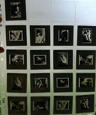 lotto 17 diapositive Frima, slide etoriche erotic photos foto pop art rare