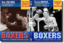 CARMEN BASILIO & GENE FULLMER  | Historic Boxing on DVD