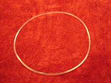 Mistral MTD4 Clothes Dryer Blower belt, With instructions Replaces old green one