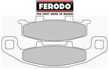 FERODO FDB481EF pastiglie poster KAWASAKI ZR 1100 ZEPHIR 1100 1997>2000
