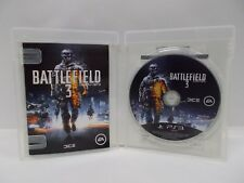 PlayStation3 -- BATTLEFIELD 3 -- PS3. JAPAN GAME. Wokrs fully. 58479