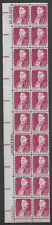 More details for usa-united states 1968 50c postage lucy stone strip of 20 scot 1293 mnh.
