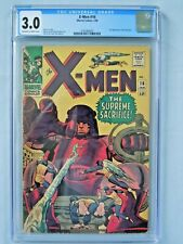 Marvel X-Men #16 CGC 3.0 1966 3rd Appearance of the Sentinels