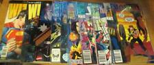 Assorted Comics:WIZARD, NOMAD, NIGHTCRAWLER, NICK FURY, PRYDE/WISDOM, SHE-HULK