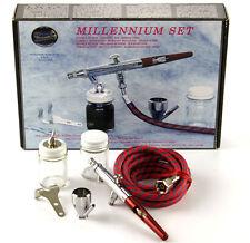 Paasche MIL-SET Millennium Double Action Airbrush MIlSET Air Brush