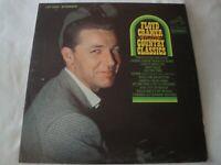 FLOYD CRAMER PLAYS COUNTRY CLASSICS VINYL LP ALBUM 1968 RCA VICTOR RECORDS EX