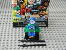 Lego 71020 The Batman Movie Series 2 - Clock King  - New in package -