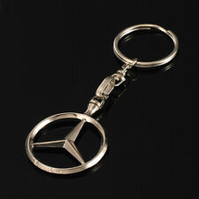 Mercedes Benz Key Chain Keyring Light Weight Exquisite Look Good Gift Auto Fans