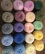 Pastels Job Lot Acrylic Baby Wool Yarn Mixed Bundle Stylecraft Double Knit Dk