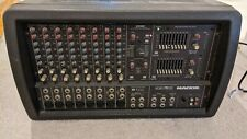Mackie 808S FR Series Fast Recovery 8-Ch 2x 600W PA Stereo Powered Mixer PPM