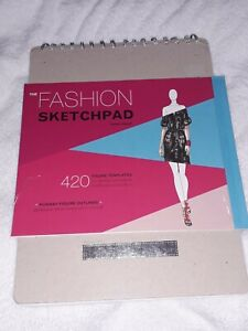 The Fashion Sketch Pad Tamar Daniel *unused*