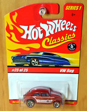 Hot Wheels Classics Volkswagen Contemporary Diecast Cars, Trucks & Vans