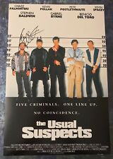 GFA The Usual Suspects * KEVIN POLLAK * Signed Autographed 12x18 Photo AD1 COA