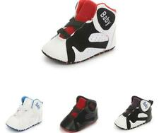 Newborn Baby Boy Girl Crib Shoes Infant Soft Sole First Step Shoes Child Booties