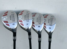New Mens iDrive Hybrids #6 #7 #8 #9 Taylor Fit REGULAR Graphite Clubs + COVERS