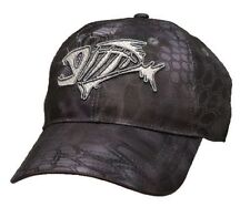 G LOOMIS KRYPTEK CAMO HAT BLACK  BRAND NEW   CHEAP SHIP!!!