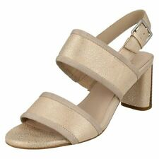 Clarks Slingbacks Textile Sandals & Beach Shoes for Women