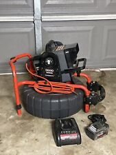 RIDGID COLOR COMPACT2 SEESNAKE VIDEO INSPECTION SEWER CAMERA CS6 110ft