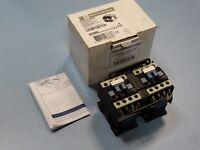 Telemecanique LC1D5011B7 IEC Motor Starter 3 Pole 50I//70R Amp 24 VAC 1 NO//NC New