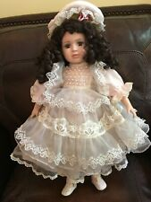 """Dynasty Collection Porcelain Doll 21"""" #202 of 1000"""