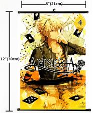 HOT Japan Anime Amnesia Wall Poster Scroll Home Decor Cosplay 1544