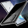 Ultra Slim Shockproof Bumper Silicone Glass Case Cover for Samsung Galaxy A50