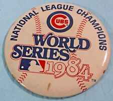 Chicago Cubs 2016 World Series Champions Commemorative Pin Set Less than 500 left Limited to 5,000