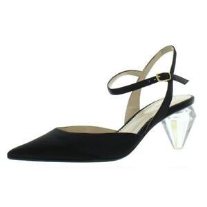 Marc Jacobs Womens The Slingback Ankle Strap Slingback Heels Shoes BHFO 9603