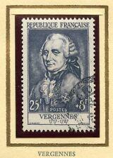STAMP  / TIMBRE FRANCE OBLITERE CELEBRITE N° 1030 CHARLES GRAVIER