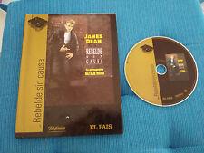 REBELDE SIN CAUSA DVD + LIBRO EDIC ESPECIAL JAMES DEAN CASTELLANO ENGLISH