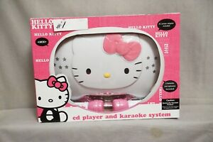 HELLO KITTY STEREO'S (6) To Choose From All New In Box See Below For Description